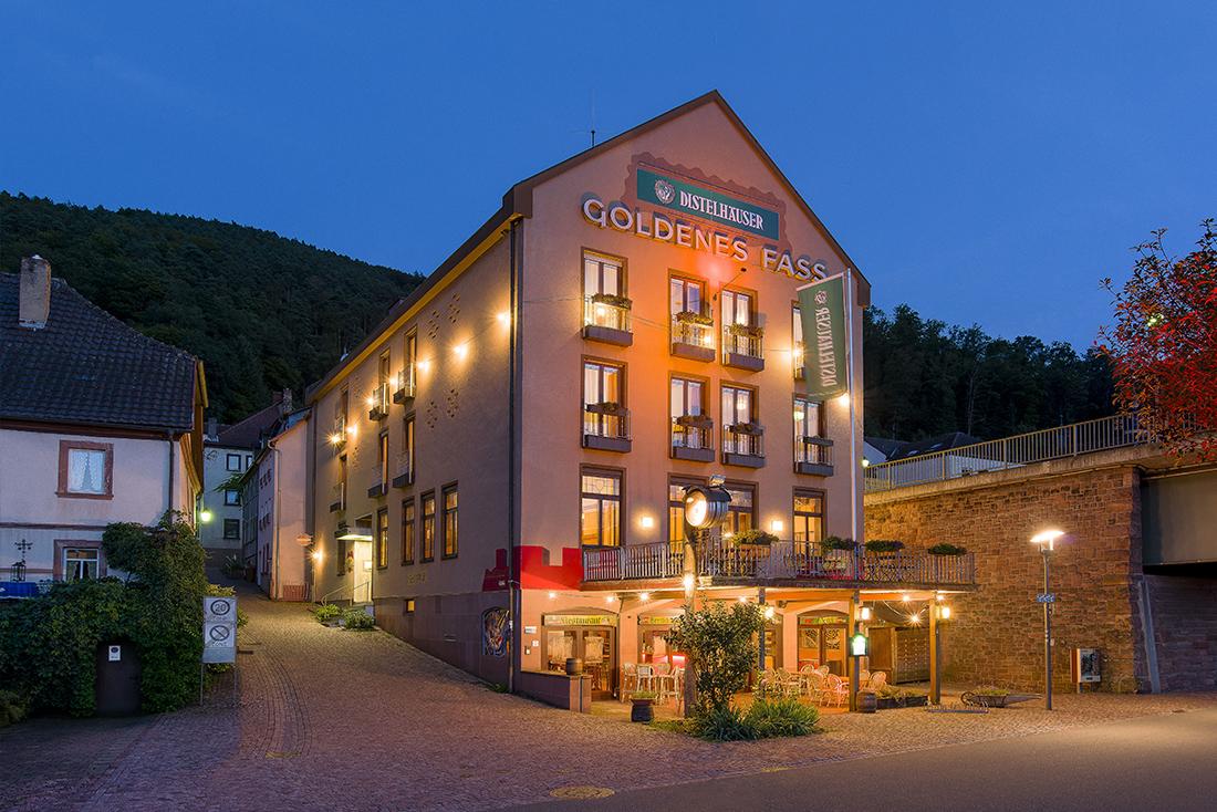 Gasthaus & Hotel Goldenes Fass