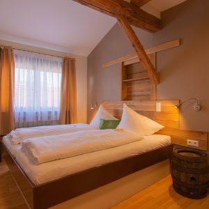 Doppelzimmer Werbach Hotel