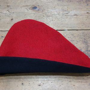 Gute Laune Kappe rot MItmacherlebnis hausgemacht